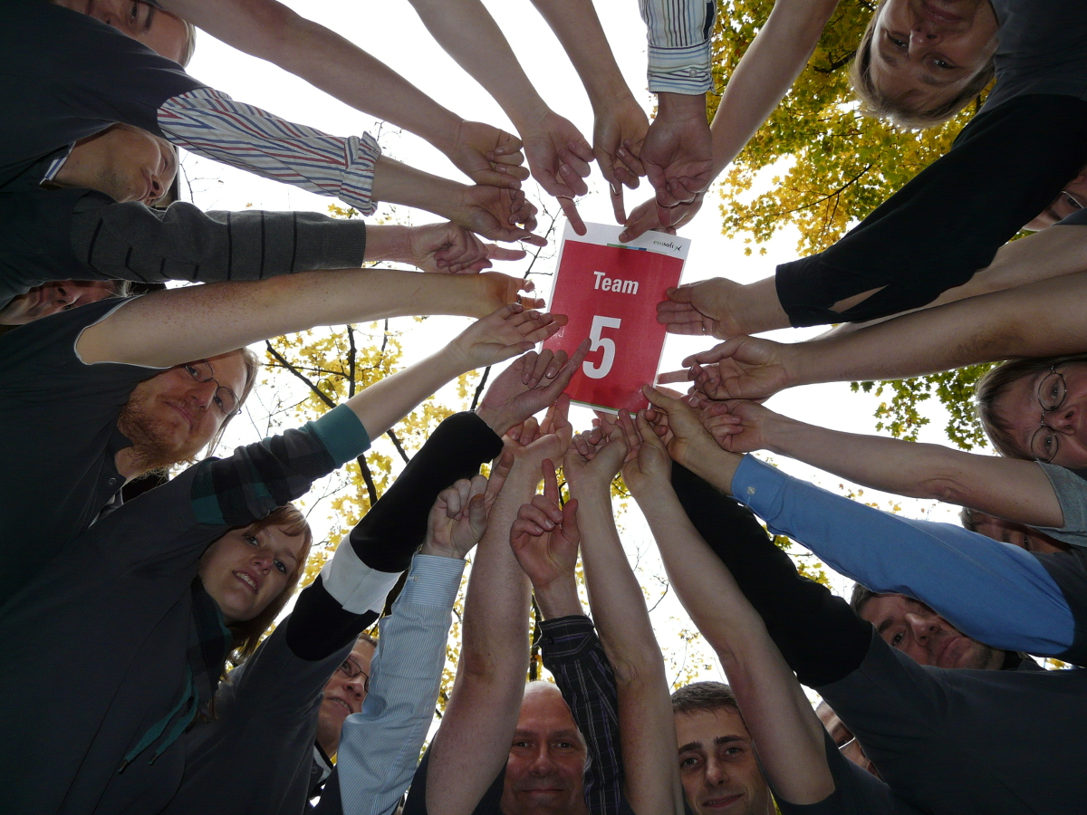 Become a stronger team! Team Building Events at Aktiv Reisen...