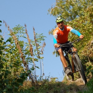 Mountainbike-Techniktraining